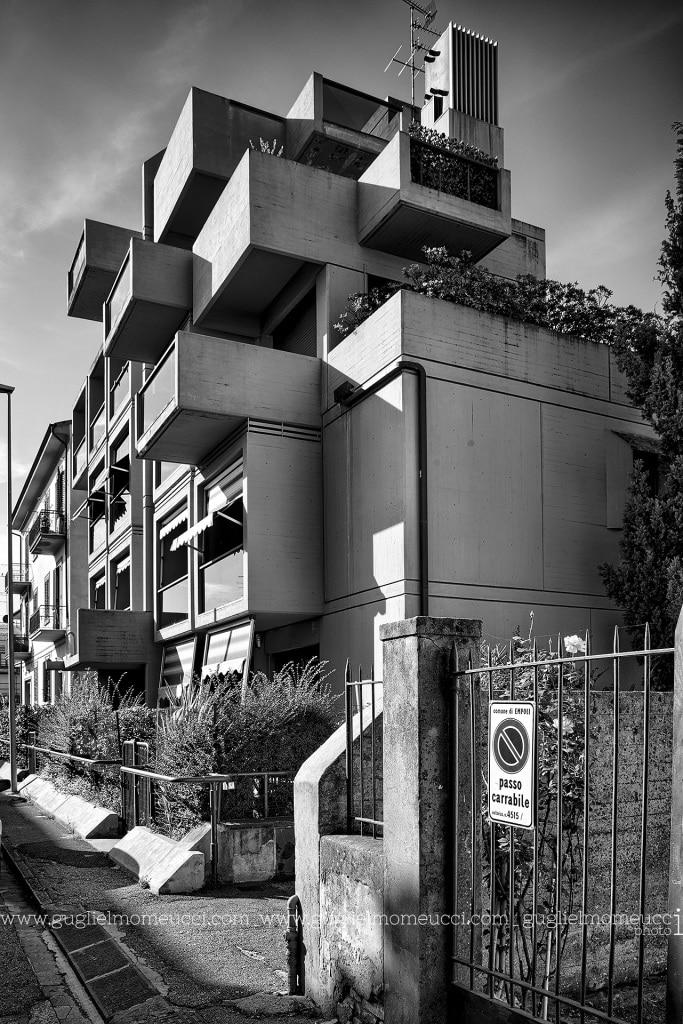Appartamenti di Via Bartolini_Empoli_2014 ( 1976-1979 )
