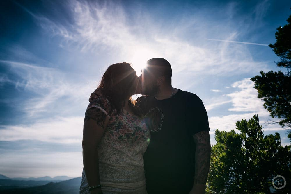 fotografia di coppia a montecatini