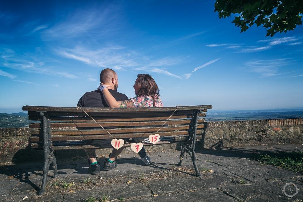 save the date matrimonio montecatini