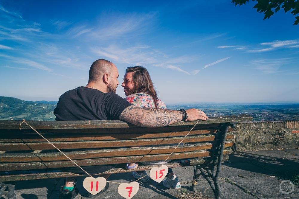 fotografi di matrimonio in toscana
