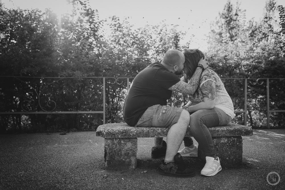 servizio fotografico di coppia