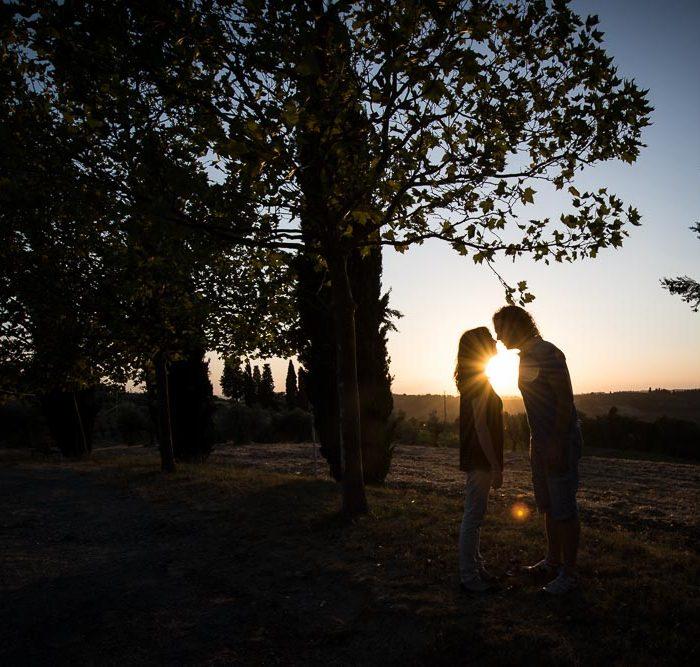 Engagement Montespertoli-Chianti-Firenze - Francesca+Luigi