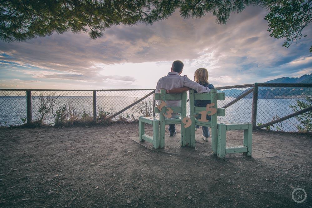 Engagement Cinque Terre