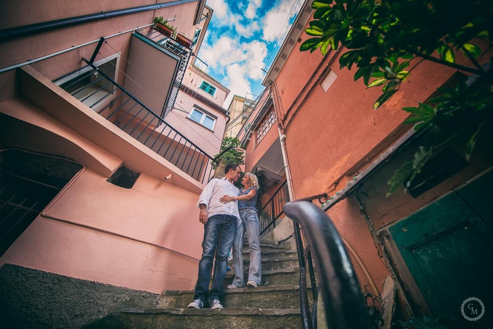 Engagement Photographer cinque terre
