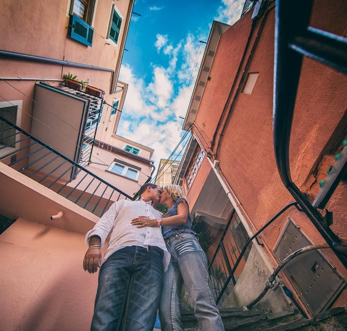 Engagement Photographer Manarola - Cinque Terre