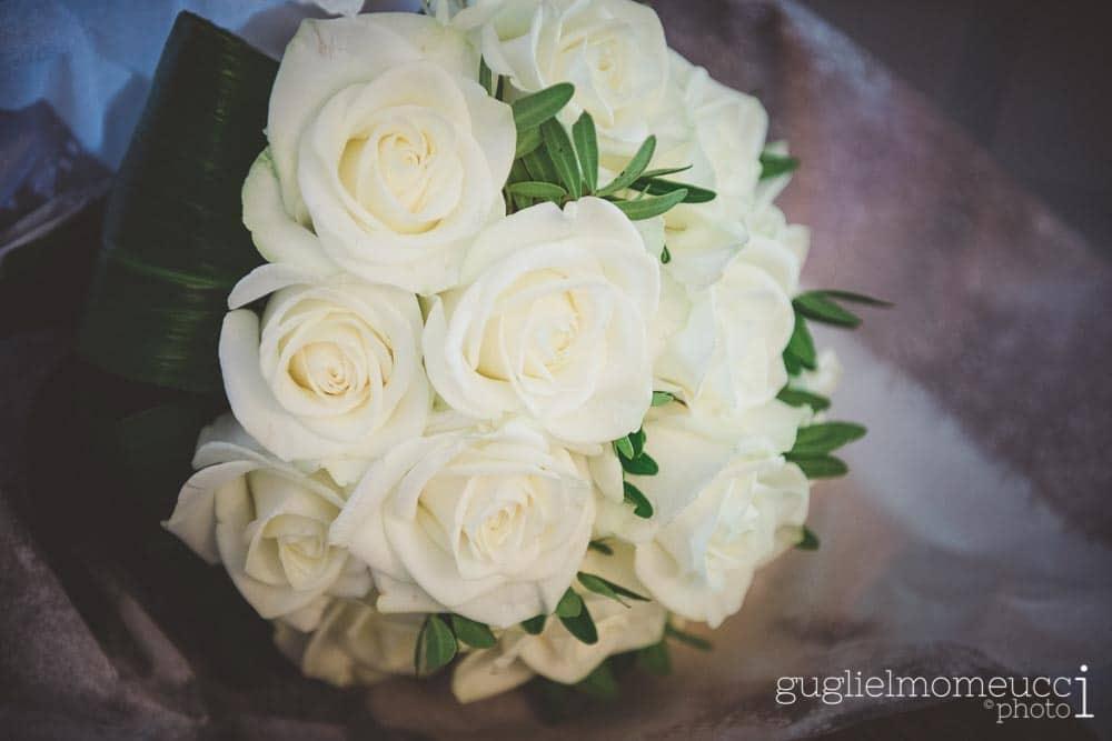 fiori matrimonio prato