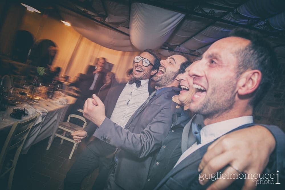wedding party carmignano