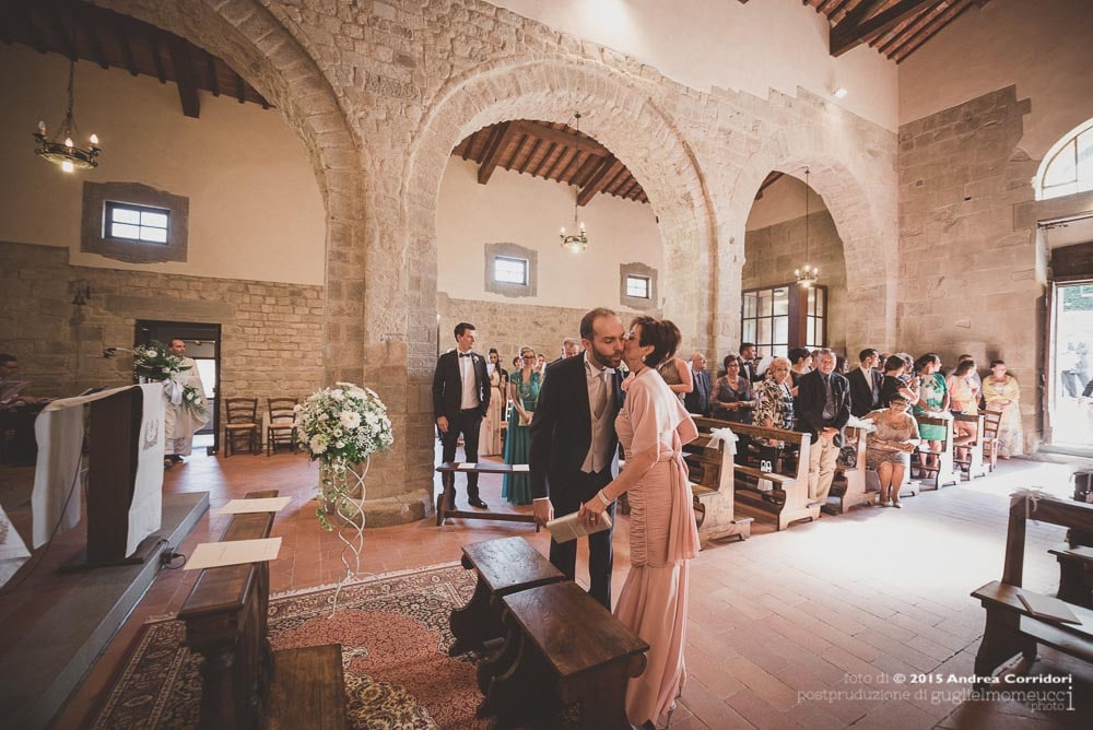 chiesa matrimonio artimino