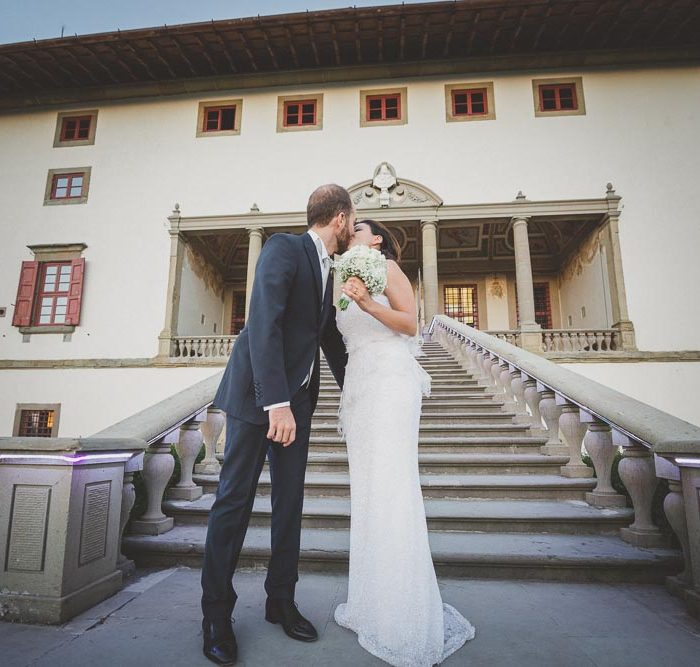 Wedding Photographer Villa la Ferdinanda - Artimino