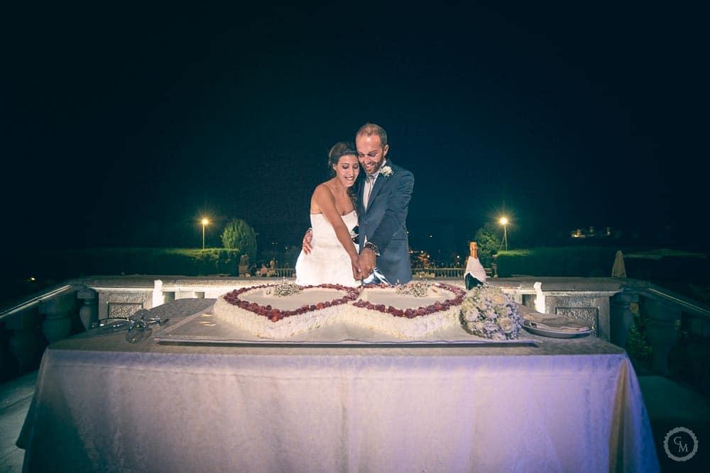 Matrimonio Villa dei cento camini