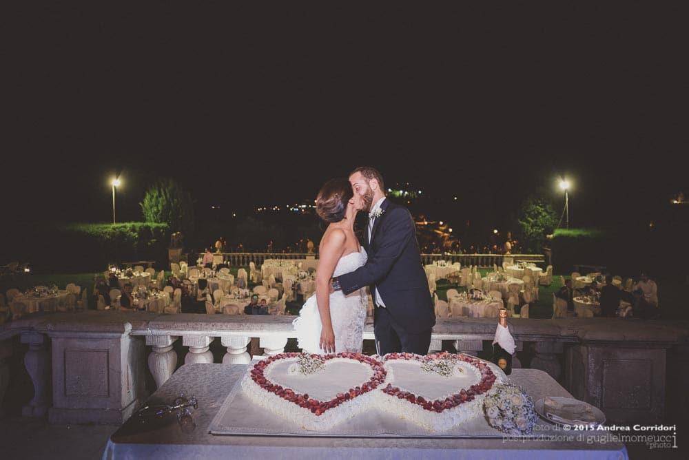 Villa dei cento camini Matrimonio