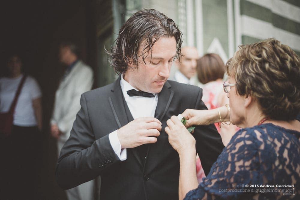 sposarsi nel chianti