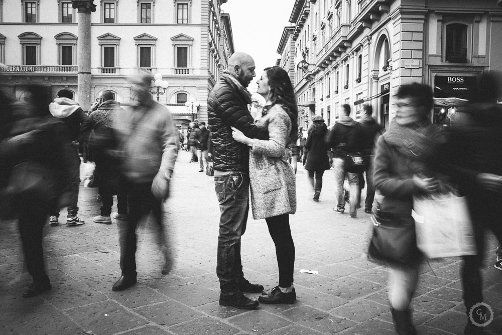 destination florence engagement