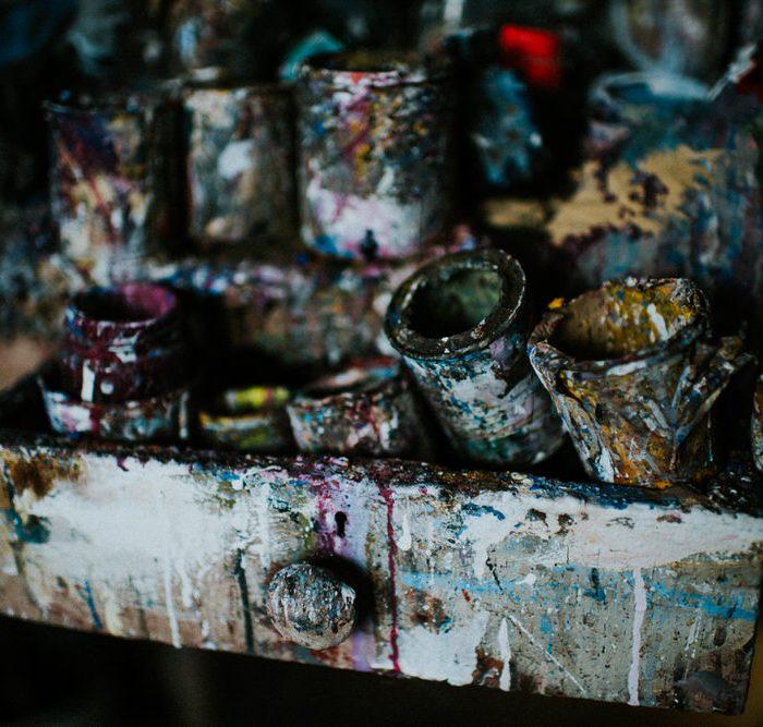 Il Pittore di Massarosa - Riccardo Luchini