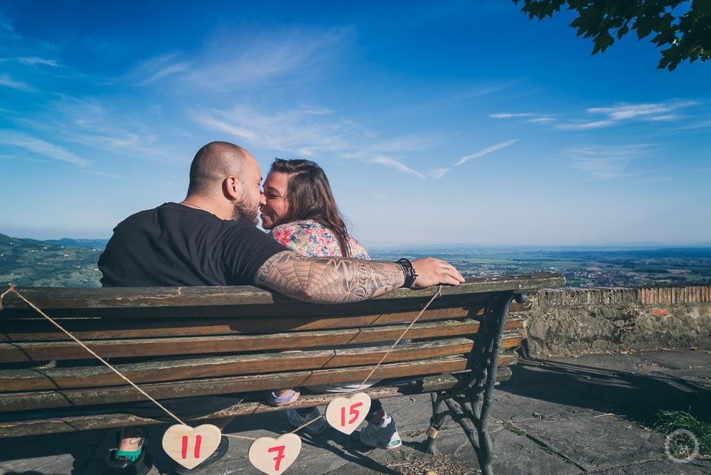 save the date matrimonio toscana