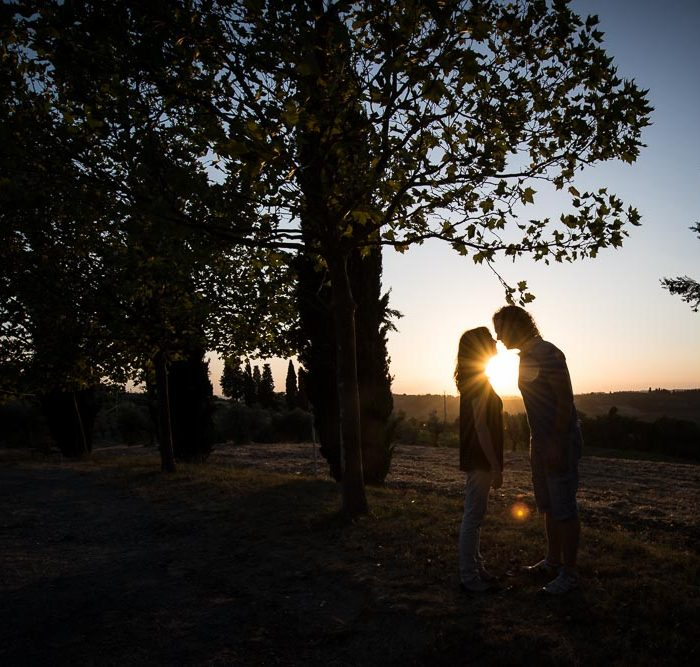 Engagement Photographer Montespertoli - Chianti