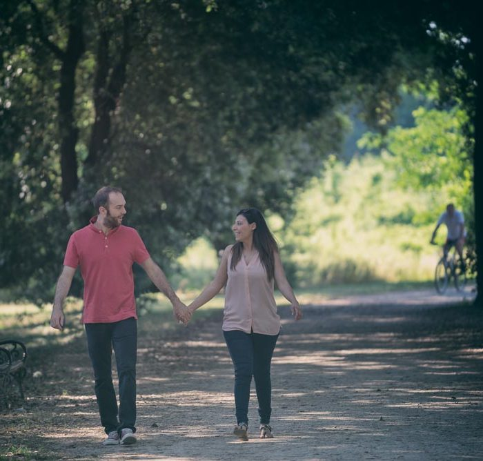 Engagement Cascine di Tavola - Prato - Martina+Francesco