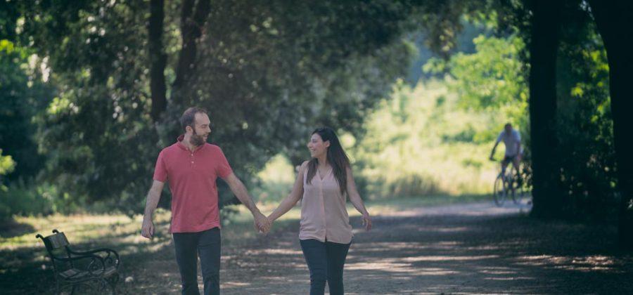 Engagement Cascine di Tavola - Prato - Martina+Francesco