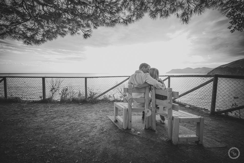 Photographer Cinque terre