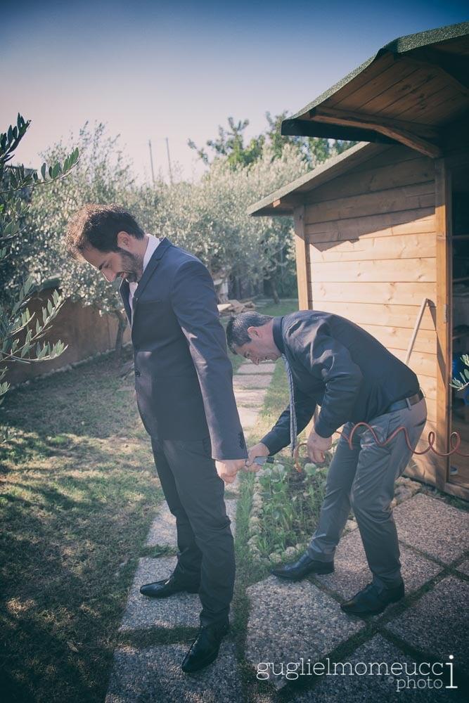 foto di matrimonio carmignano