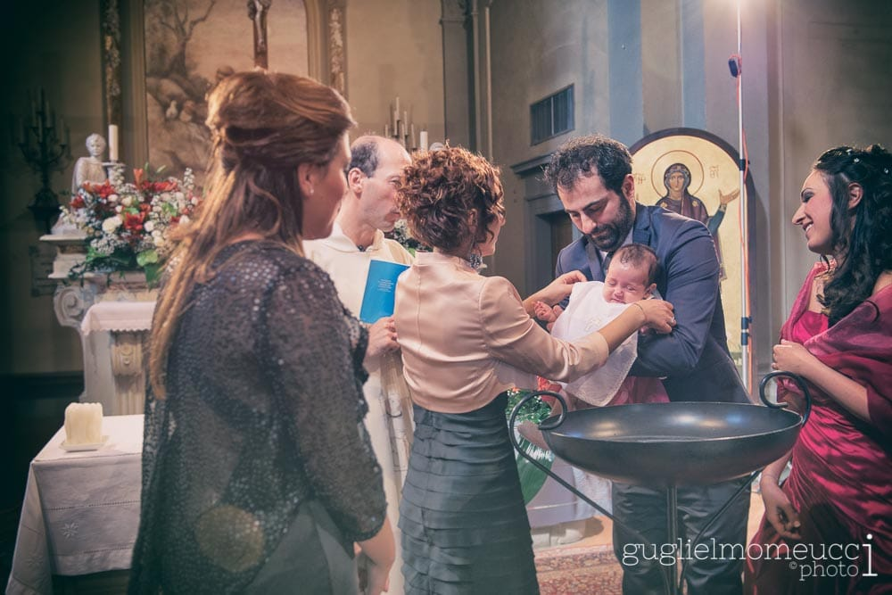 fotografo battesimo carmignano