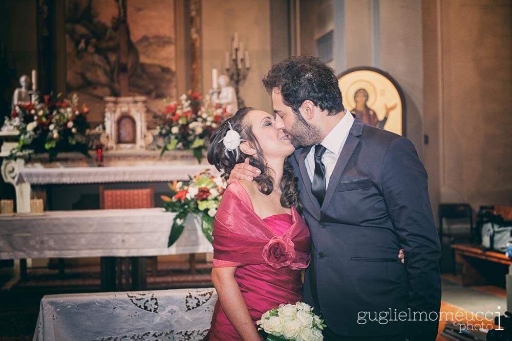 fotografie di matrimonio prato