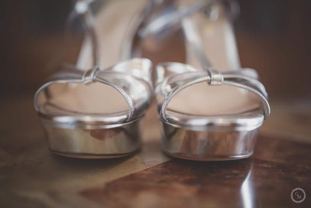 scarpe sposa prato