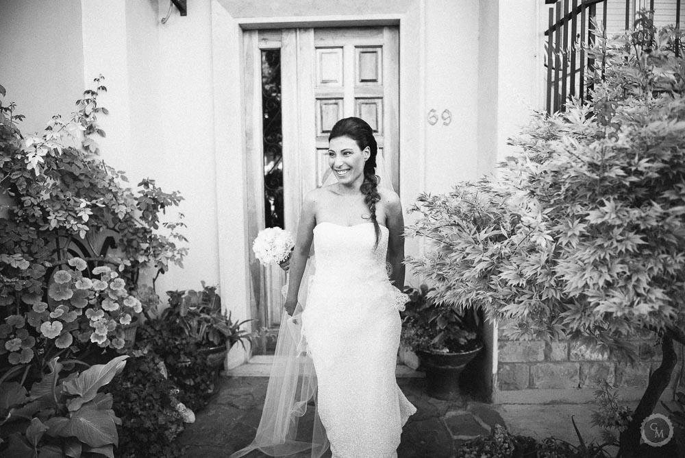 abito da sposa prato