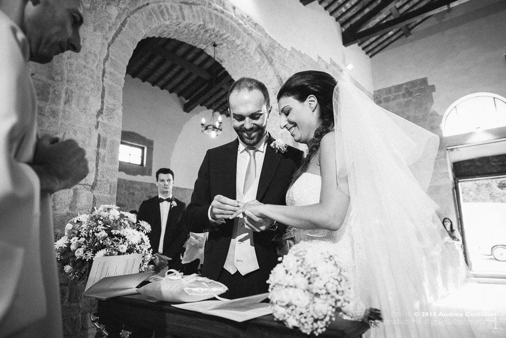 promessa matrimonio artimino