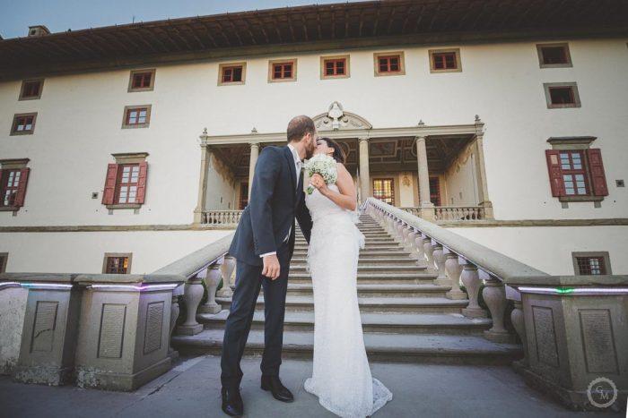 Matrimonio Villa la Ferdinanda - Artimino - Martina+Francesco