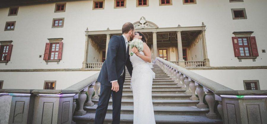 Wedding Photographer Villa la Ferdinanda - Artimino