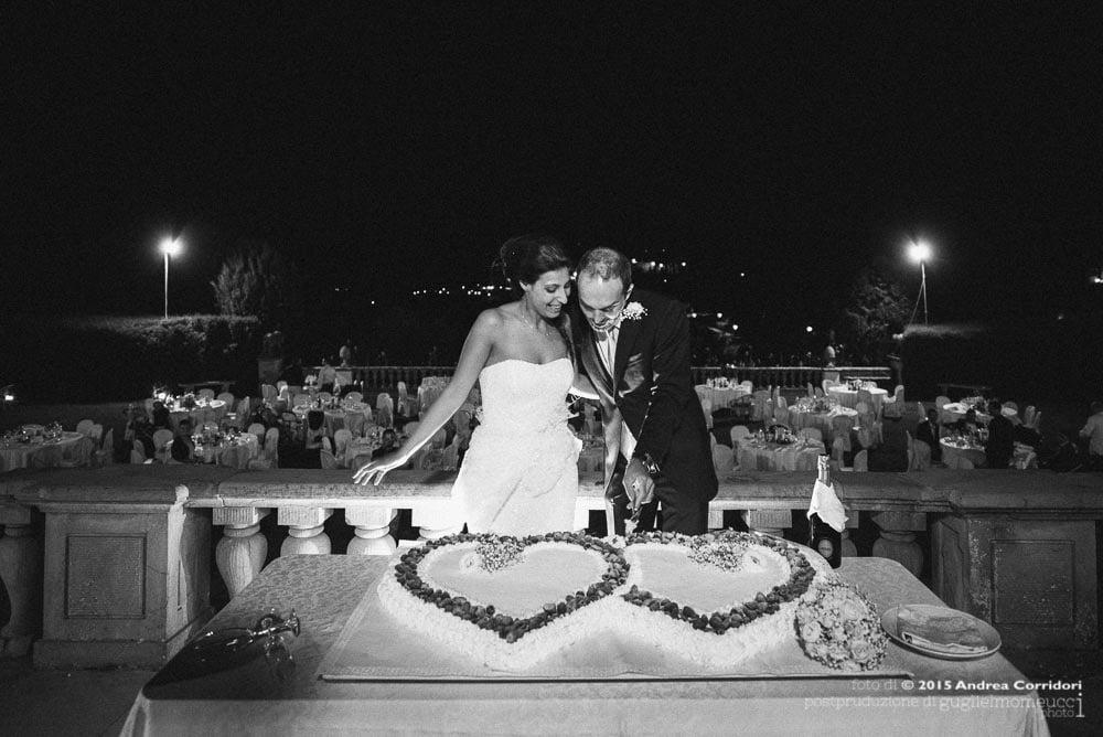 Matrimonio Villa La Ferdinanda
