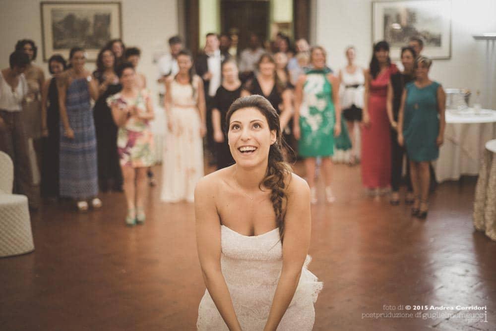sposarsi a villa La ferdinanda