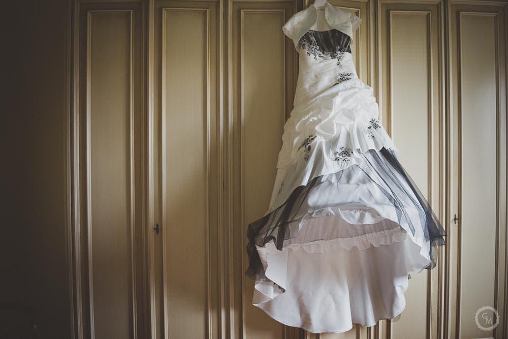 abito da sposa chianti