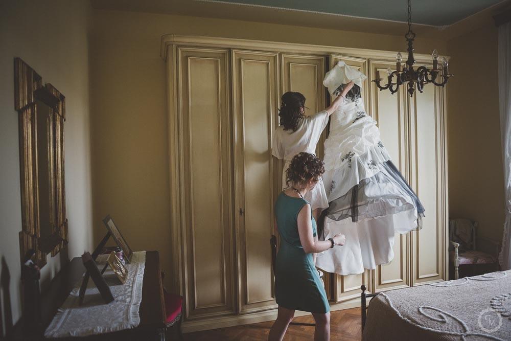 fotografo di matrimonio chianti