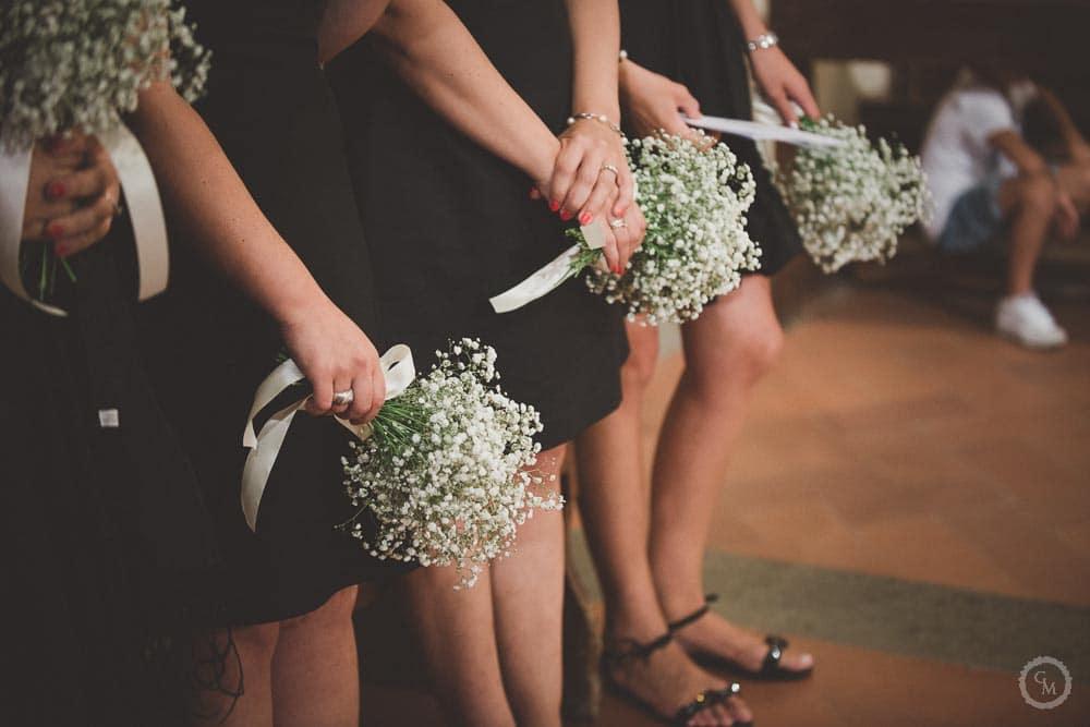 fiori damigelle
