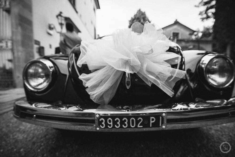 auto matrimonio san miniato