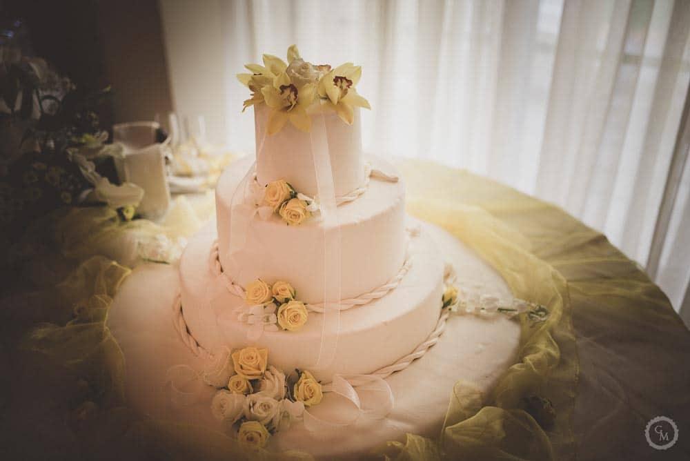 torta di matrimonio san miniato