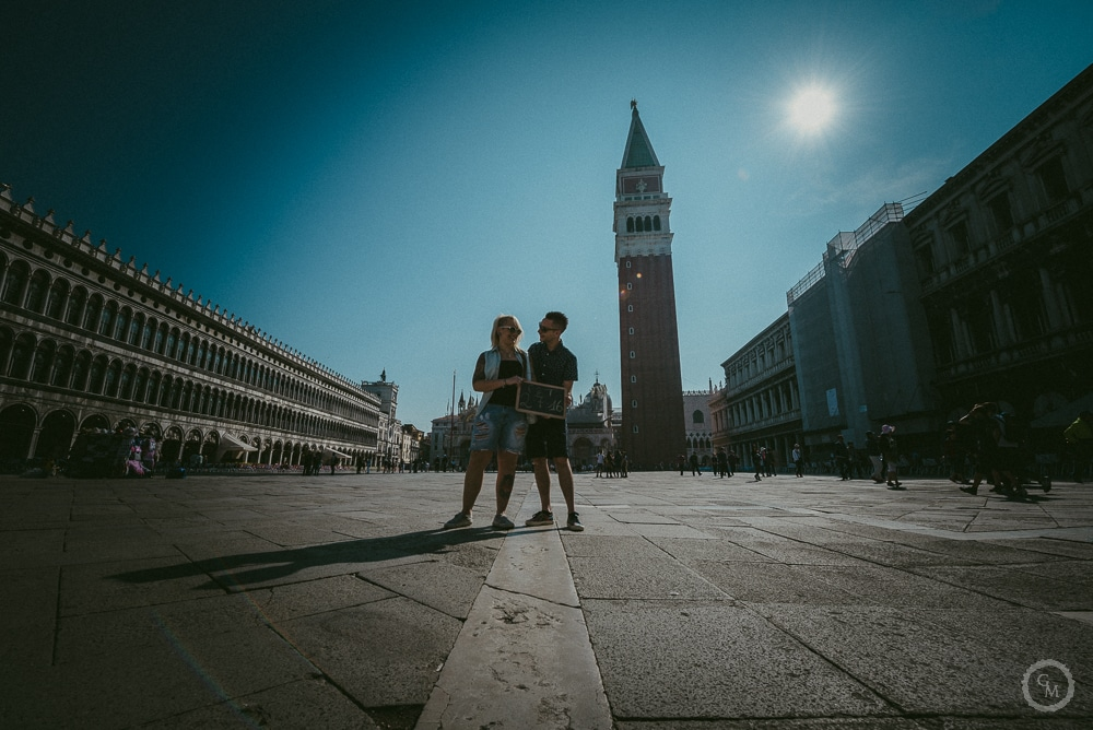 engagement piazza san marco