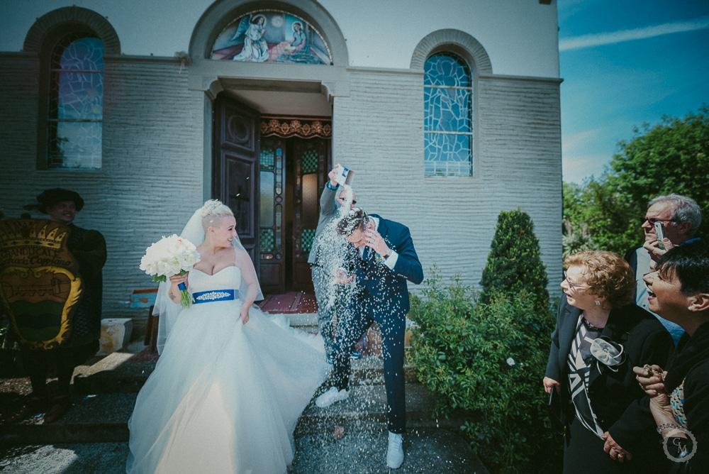fotografia di coppia matrimonio