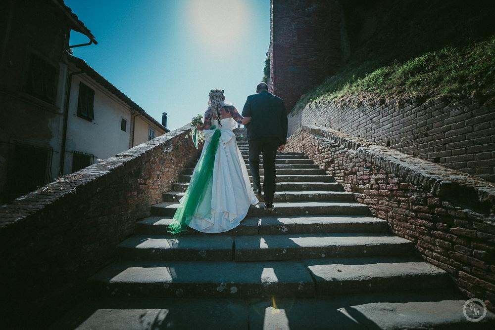 matrimonio cigoli