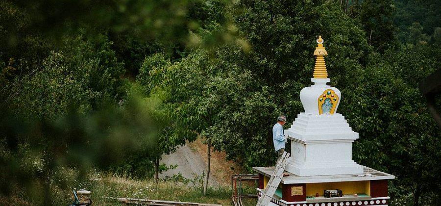 Casa del Tibet di Borgo Votigno - Fotografo di matrimonio a Reggio Emilia