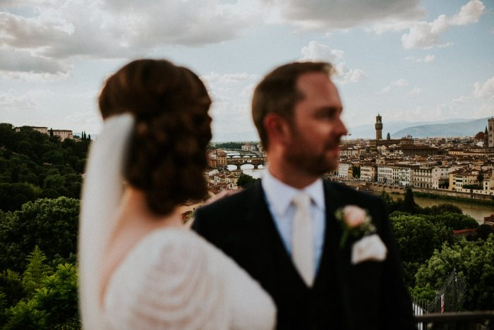 Wedding Photographer in Florence - Villa Viviani