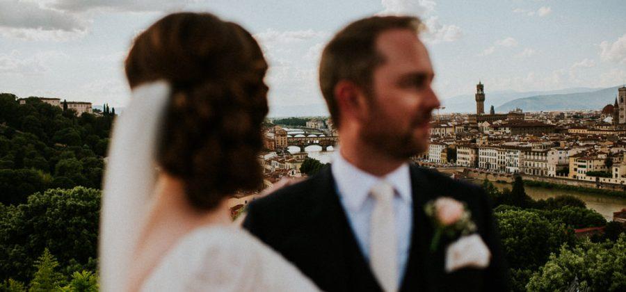 Wedding Photographer in Florence - Villa Viviani
