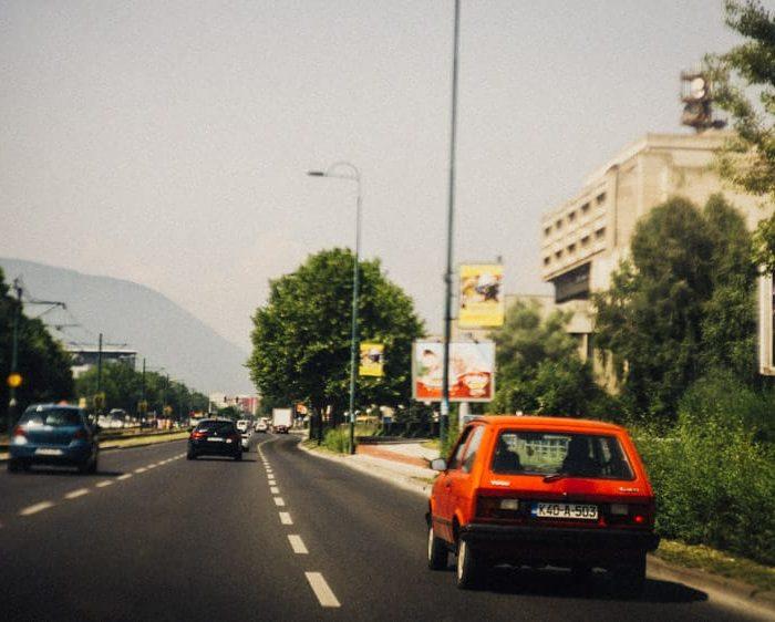 Bosnia e Croazia On the Road