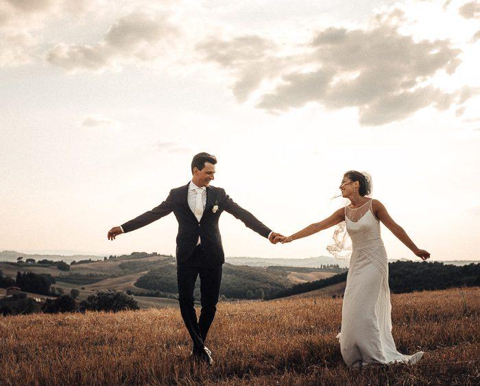 Matrimonio a Villa Il Petriccio
