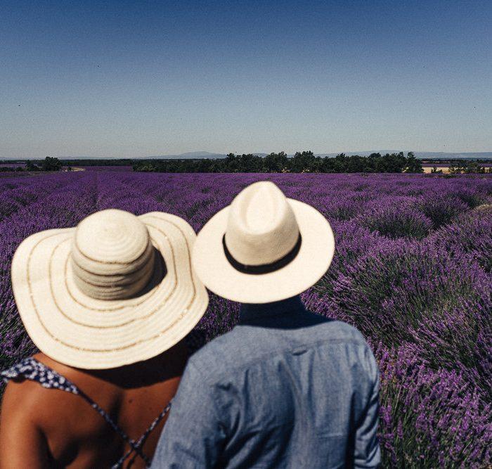 Un viaggio nella regione più colorata della Francia - Engagement in Provenza